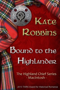 Bound to the Highlander Cover Art