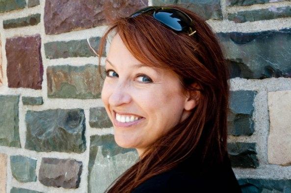 Author Kate Robbins